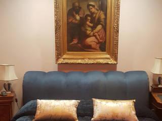 Bed-Style Retrò Camera da letto in stile classico di Teresa Romeo Architetto Classico