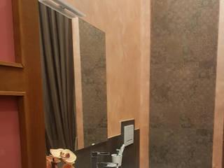 Boho-chic bathroom di Teresa Romeo Architetto Eclettico