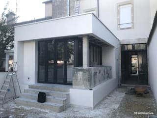Extension LB01 par 3B Architecture Moderne
