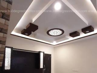 Modern Living Room by 360 Degree Interior Modern