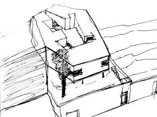 Estudo de Habitação por sjjotarquitectura