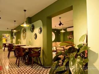 Thiết kế nội thất quán cafe La Mensa Thiết Kế Nội Thất - ARTBOX