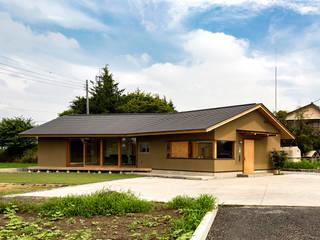中山大輔建築設計事務所/Nakayama Architects Modern home