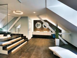 Badezimmer Moderne Badezimmer von Innenarchitektur Heike Enke Modern