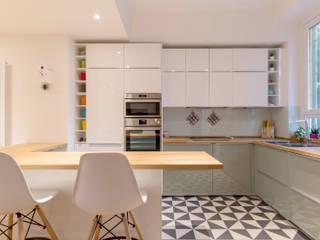 Modern kitchen by GruppoTre Architetti Modern