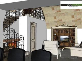 Progettazione e realizzazione di arredi e decorazioni di Arredamenti Due Palme Classico