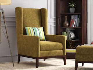 Top 4 Types of Living Room Chairs To Create Desired Comfort and Class: modern  by abc12123,Modern