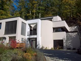 Haus Sdt von Johannes Ruscheinsky Architekt Modern