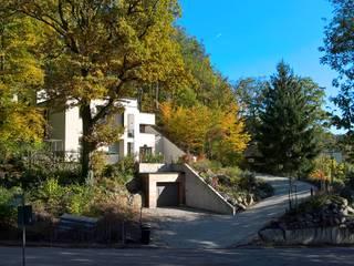 Haus Sdt von Johannes Ruscheinsky Architekt