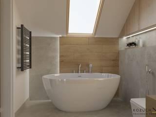 Moderne Badezimmer von ZIN Studio Modern