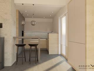 Moderne Wohnzimmer von ZIN Studio Modern