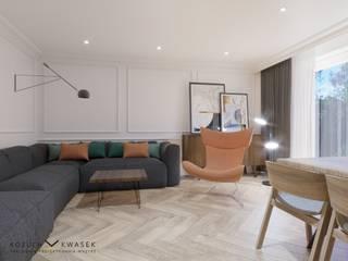 Klassische Wohnzimmer von ZIN Studio Klassisch