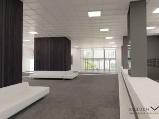 Industriale Wände & Böden von ZIN Studio Industrial