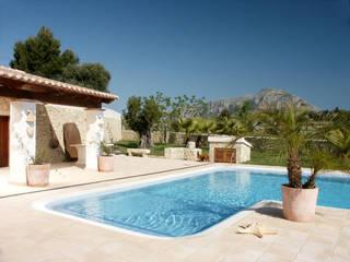 Finca Jávea de HoffmannWehr | Arquitectura y diseño interior Mediterráneo