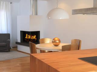 Casa pueblo Jávea de HoffmannWehr | Arquitectura y diseño interior Moderno