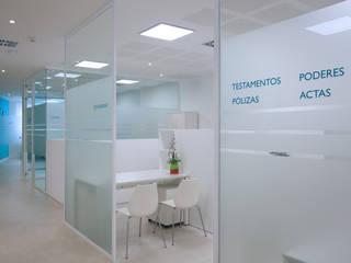Notaria Calpe Edificios de oficinas de estilo moderno de HoffmannWehr | Arquitectura y diseño interior Moderno