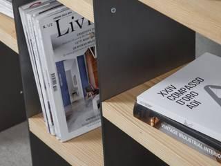 LIBRERIE INDUSTRIAL DESIGN:  in stile industriale di Doopy Design, Industrial