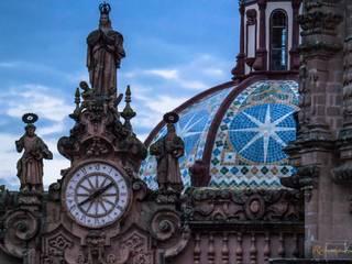 Paisajes arquitectónicos de Roberto Doger Fotografía