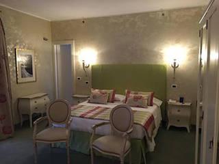 MARCO POLO LUXURY SAN MARCO MESTRE Camera da letto piccola Cemento Marrone