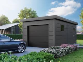 Garagens de elevada qualidade!!! por NOVO HABITAT Moderno