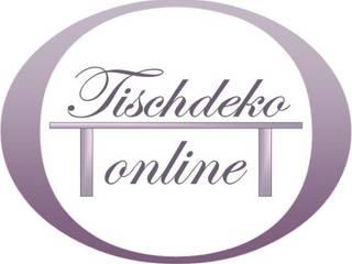 Tischdeko der besonderen Art Tischdeko-online WohnzimmerAccessoires und Dekoration