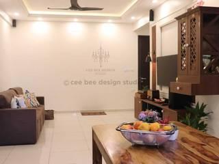 : modern  by Cee Bee Design Studio,Modern
