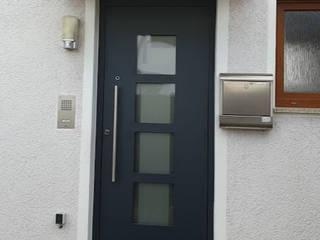 1001-Tuer.de Front doors Grey