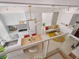 亞瑪遜系列 KRONOTEX德國高能得思地板 客廳沙發與扶手椅 複合木地板 Beige