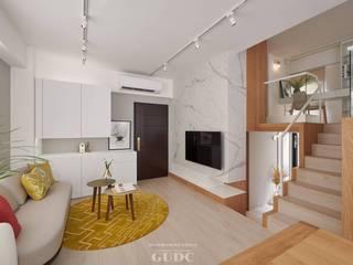 亞瑪遜系列 KRONOTEX德國高能得思地板 客廳電視櫃 複合木地板 Beige