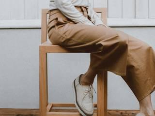 Стул барный Ибрагим ООО 'Яратам Дизайн' КухняСтолы и стулья