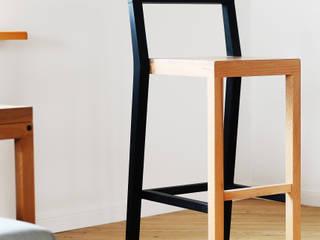 Стул барный Ибрагим ООО 'Яратам Дизайн' ГостинаяТабуреты и стулья