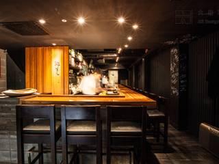 大器聯合室內裝修設計有限公司 Gastronomía de estilo asiático