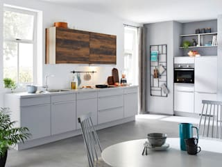 Spitzhüttl Home Company Kitchen units Grey