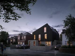 Missing House by Artform Architects Modern