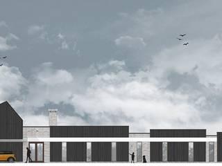 Mushroom Farm by Artform Architects Modern