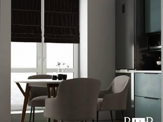 Дизайн проект квартиры Астана Кухня в стиле минимализм от Дизайн интерьера Астана Biar Минимализм
