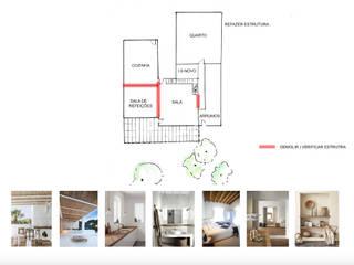Moodboards | Consultorias por ABITAH Garden and Interior Design
