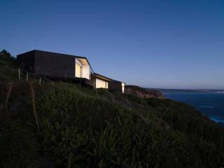 Casa Tunquén 1 de Whale! Minimalista