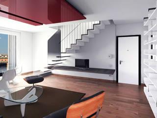 Il SUPER superattico Soggiorno moderno di FAD Fucine Architettura Design S.r.l. Moderno