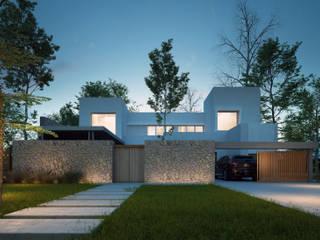 от Ramirez Arquitectura Минимализм