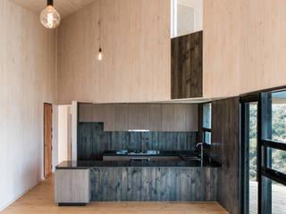 Casa Encallada Livings de estilo minimalista de Whale! Minimalista