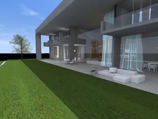 Projecto de Moradia Unifamiliar por Jorge Cruz Pinto + Cristina Mantas, Arquitectos