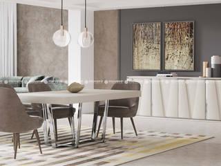 Salas de Jantar por Movere - Santos Mobiliário