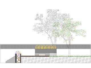 Desenhos e Planos por ABITAH Garden and Interior Design