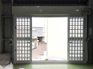廠辦:( 可拆式 )百葉防盜門 根據 HOYA 電動百葉窗 《 晟弈有限公司 》