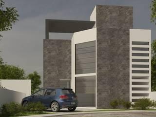 Residencia La Vida de Lynder Constructora e Inmobiliaria Minimalista