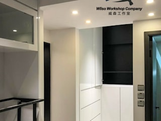 Wilso - Residence Modern dressing room by Wilso Workshop Company Modern