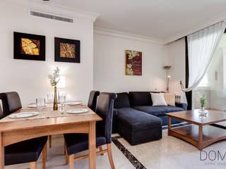Home Staging en Vivienda a la Venta en Alicante Domo Home Staging Comedores de estilo moderno