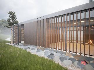 Maswanganyi Pavilion: modern  by Element Arch, Modern