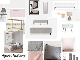 Singapore 3 Bedroom Online Interior Design Project Marilen Styles Modern style bedroom